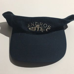 New Andros island Bahamas Bone Fishing visor